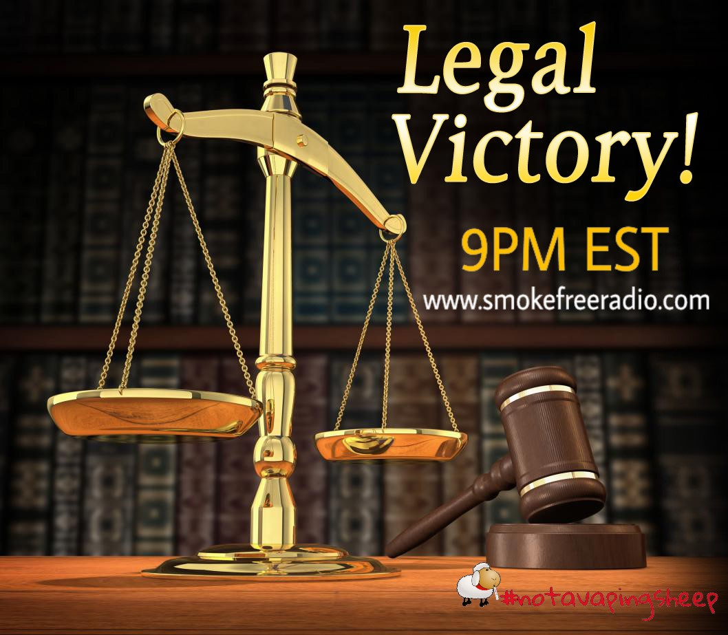 Audio: Legal Victory!